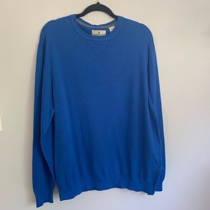 100% Cotton Southern Pines Crew Neck Sweater